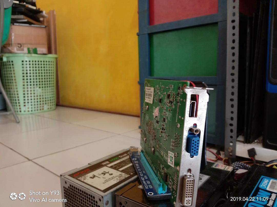 VGA NVIDIA GT730 4GB 128BIT DDR5