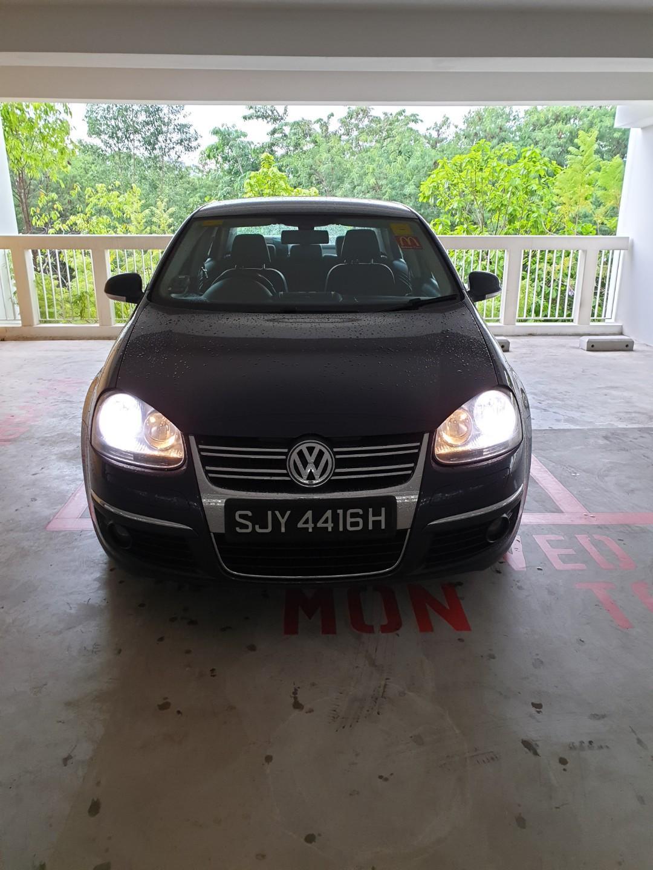 Volkswagen Jetta 1.4 TSI DSG Auto