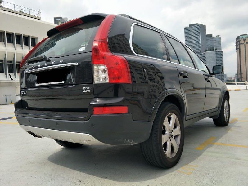 Volvo XC90 2.5T