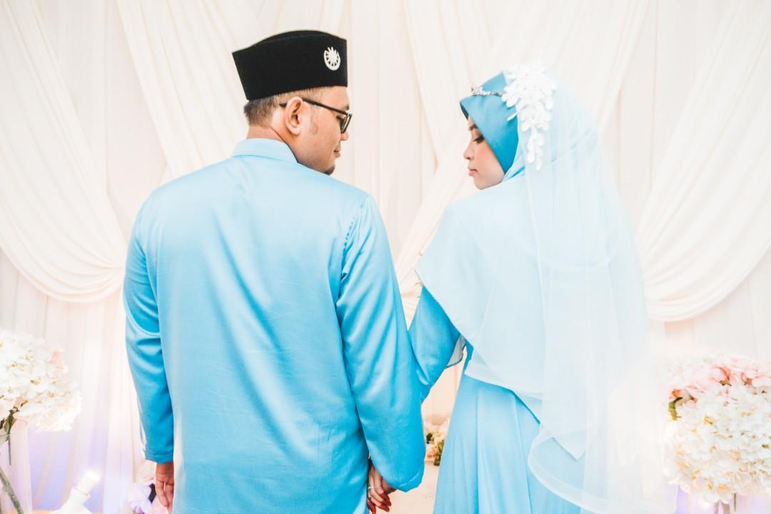 WEDDING PHOTOGRAPHER MURAH (SERENDAH RM700 SAHAJA) NIKAH + SANDING + OUTDOOR