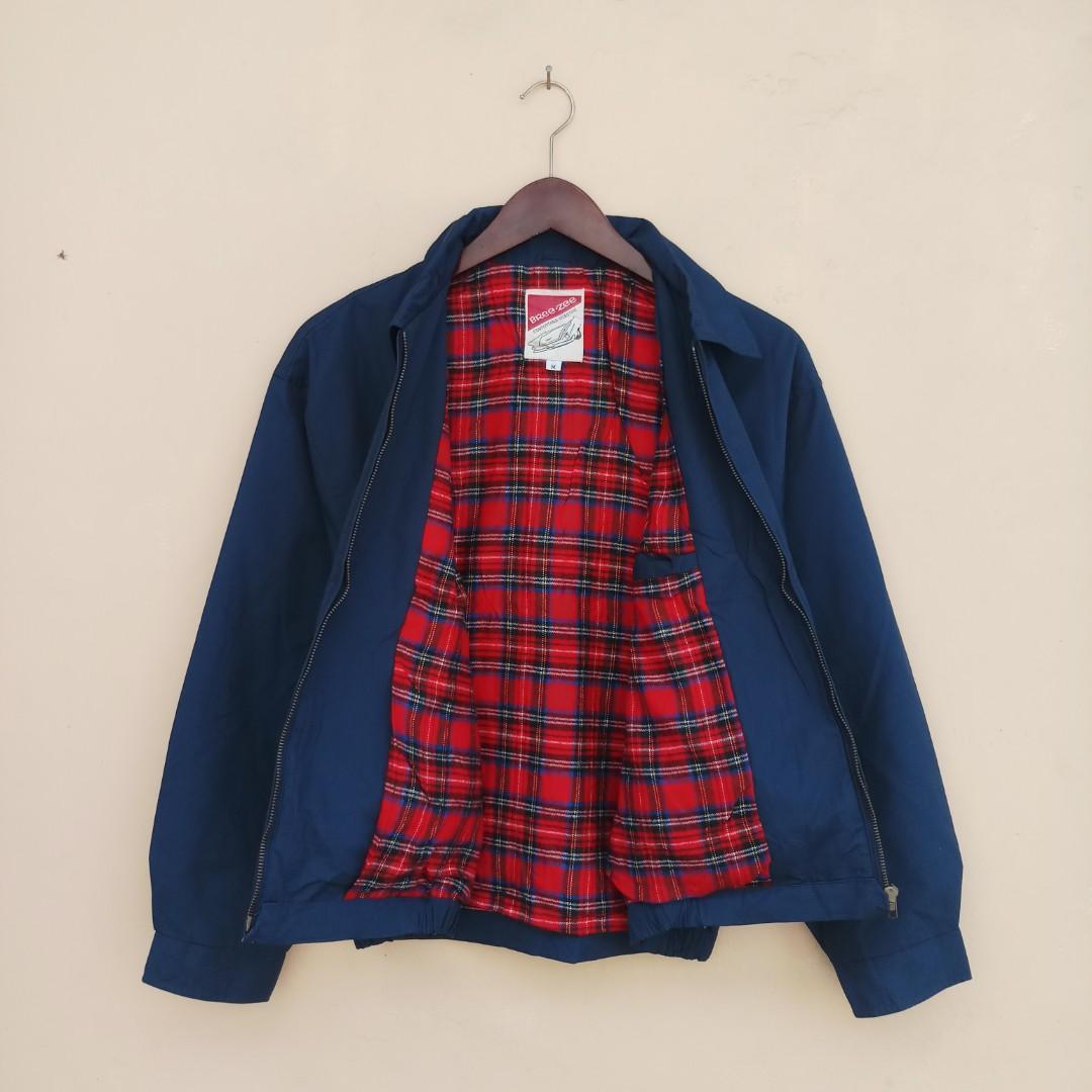 Work Jacket Bree Zee Full tartan