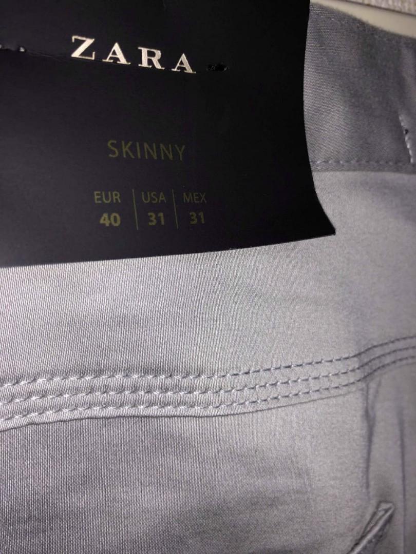 Zara Skinny Fit Ori Japan