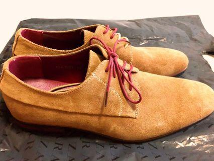 🚚 BNew Leather Shoes UK 10/ US 11 for Sale!