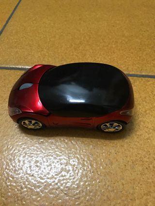 汽車🚗造型無線滑鼠