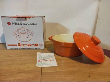 🚚 陶瓷烘焙湯鍋