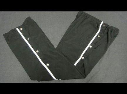 Button pants