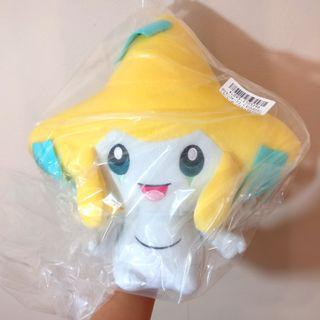 Pokemon Jirachi stuffed toy