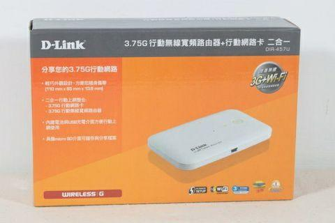 d link 3.75g MyPocket Router 100%new