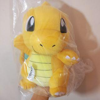 Pokemon Dragonite stuffed toy