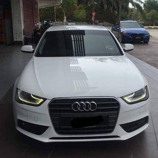Audi A4 1.8T FOR RENTAL!!! BEST PRICE PROMOTION!!!