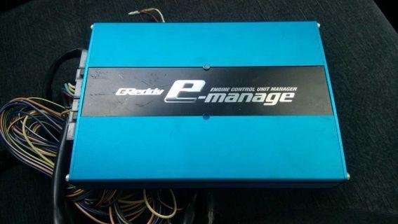 Emanage Blue and 3 bar map sensor
