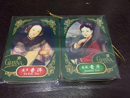 Gianna Chinese tea