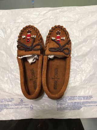 🚚 莫卡辛童鞋