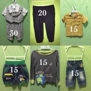 Jumper IMPOR/kemeja/celana jeans