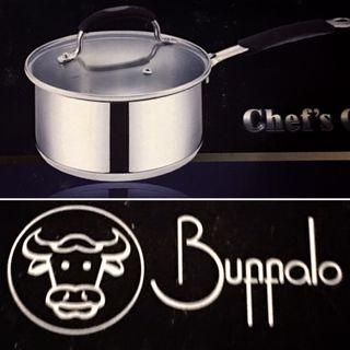 Buppalo Pro Cook 18/10 Stainless Steel Cookware 1.9L 不銹鋼廚具