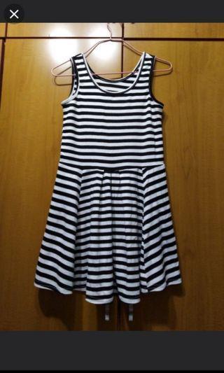 Stripe baby doll? dress