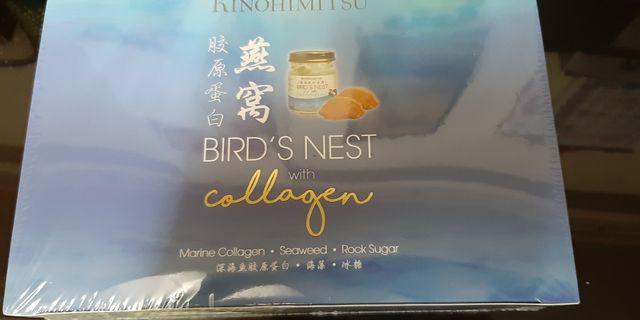 Kinohimitsu Bird's Nest collagen