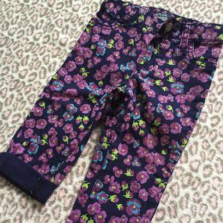 Place Floral Baby Jeggings 12-18m
