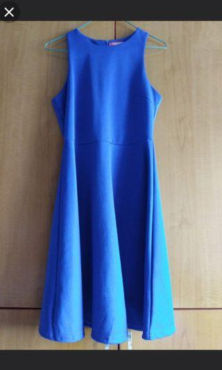 Blue Dress (OL)