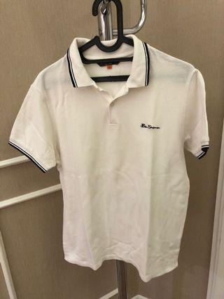 Original Ben Sherman Slimfit Polo Shirt