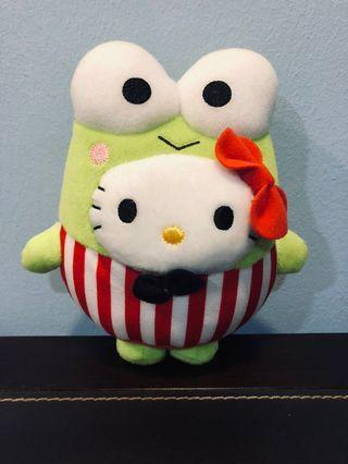 🚚 Stuffed toy Hello kitty & more