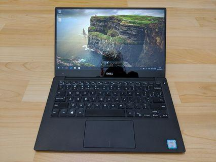 Laptop Dell XPS 13 9350 Core i5 Ram 8GB SSD 256GB Touchscreen