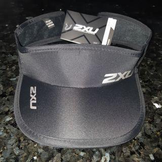 2XU Visor Black Original