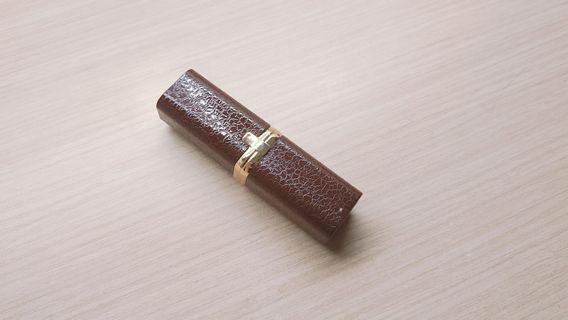 L'OREAL 巴黎萊雅奢華皮革訂製唇膏 小棕皮 642 中藥色