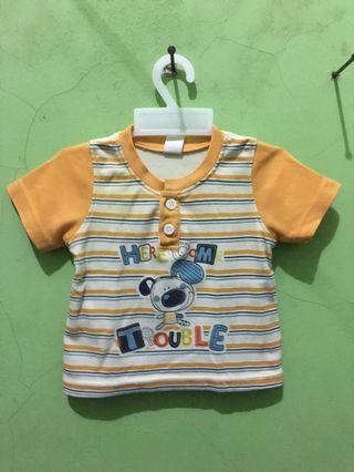 Atasan/kaos bayi