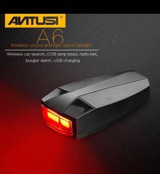 ANTUSI REAR TAIL LIGHT WITH HORN