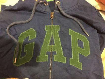 🚚 Gap 藍色薄外套