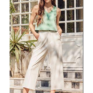 TCL CARLOTTE PANTS IN WHITE