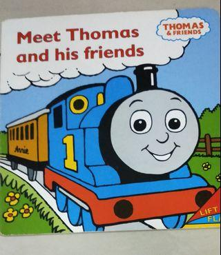 Thomas Book Hardcovers