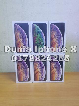 iPhone Xs Max 512 GB Sealed Box