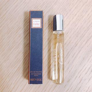 🚚 男士香水L'Envol de Cartier試用瓶 #半價美妝拍賣會