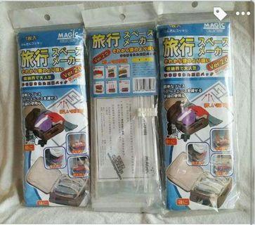 (全新) 立體真空手壓袋