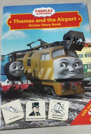 Thomas's Sticker Book