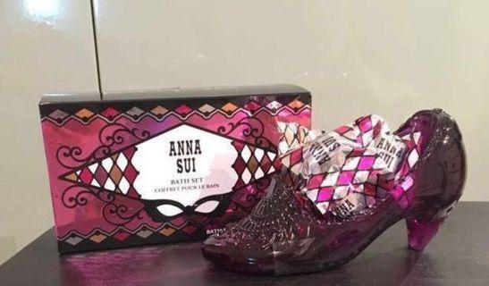 Anna Sui Fragrance Bath泡泡浴香珠Set