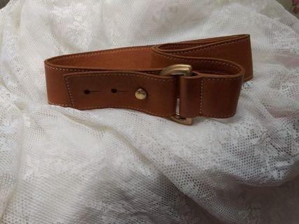 Ted baker belt authentic