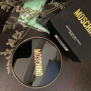 Moschino X Tony moly 氣墊粉餅 #01