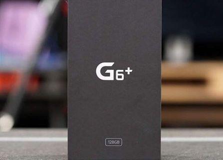 LG G6+ H870DSU Black 128GB 香港行貸