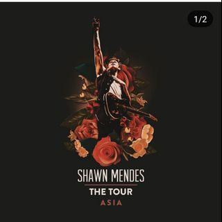 Shawn mendes Asia tour in Malaysia