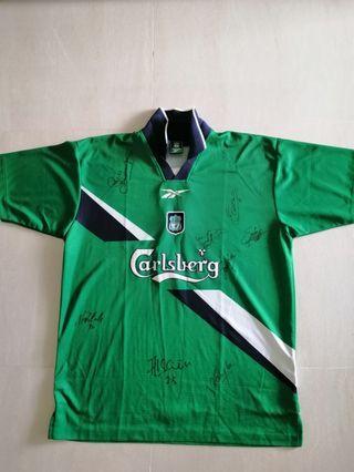 9405095c43c Liverpool Vintage Jersey 1999 2000
