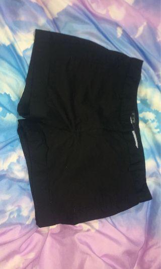 全新zara短褲 純色基本款