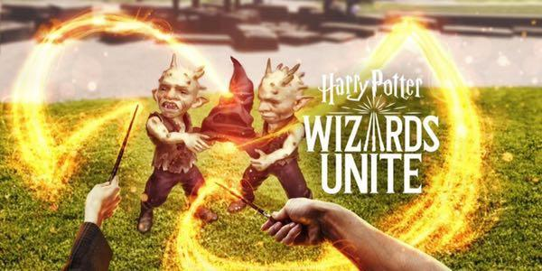 Harry Potter Wizards Unite Account