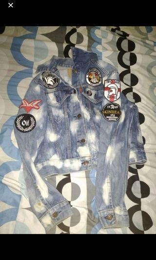 Levi's skinhead jacket