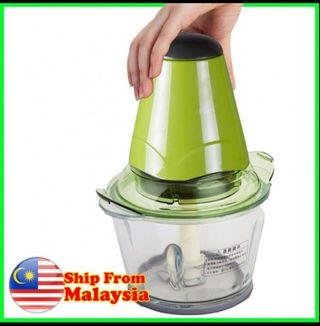 Electric Mini blender and Mixer Grinder Chopper 1.2L