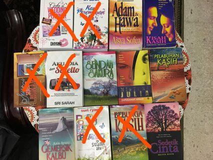 Malay Novel Various