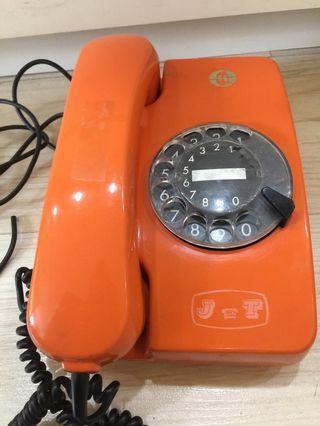 Vintage J&T dial Telephone
