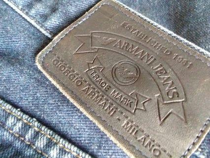 Authentic Giorgio Armani Jeans